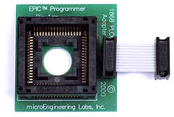 68 Pin PLCC Adapter for PIC18 devices (/L & /CL)