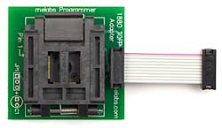 1880TQFP Adapter (for 80-pin 18C and 18F /PT parts)