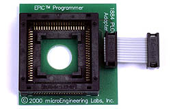 84 Pin PLCC Adapter for PIC18 devices (/L & /CL)