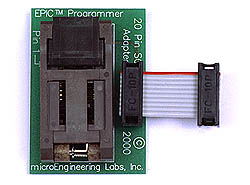 20 Pin SOIC Adapter (for /SO parts)