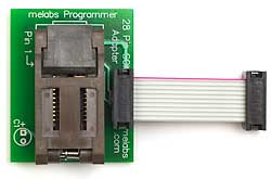 28 Pin SOIC Adapter (for /SO parts)