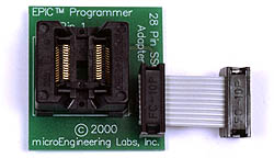 28 Pin SSOP adapter (for /SS parts)