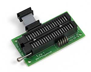 8 to 40-pin ZIF Programming Adapter