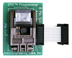 8 Pin SOIC Adapter (for /SM parts)