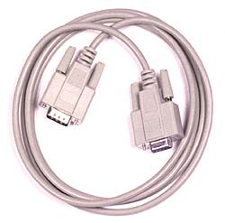 9-pin Serial Cable for melabs Serial Programmer