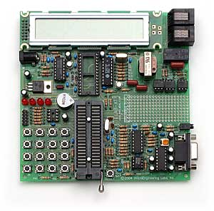 LAB-XT Telephony Experimenter Board (Assembled)