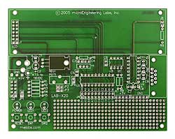 LAB-X20 Experimenter Board (Bare PCB)