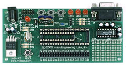 LAB-X2 Experimenter Board (Assembled)