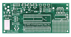 LAB-X2 Experimenter Board (Bare PCB)