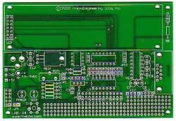 LAB-X4 Experimenter Board (Bare PCB)
