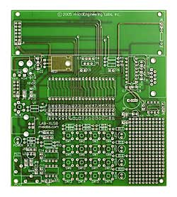 LAB-XUSB Experimenter Board (Bare PCB)