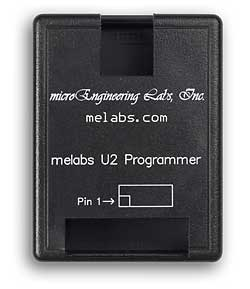 Plastic Case for melabs U2 Programmer