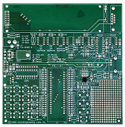 LAB-X1 Experimenter Board (Bare PCB)