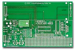 LAB-X3 Experimenter Board (Bare PCB)