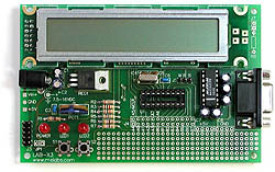 LAB-X3 Experimenter Board (Assembled)