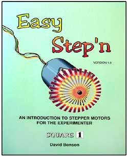 Easy Step'n - An Introduction to Stepper Motors for the Experimenter